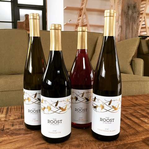 Award Winning Roost Wines